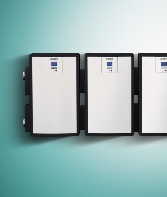 Acumulador multienergía aguaFLOW exclusive Vaillant