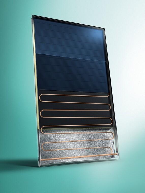 Captador solar auroTHERM plus Vaillant