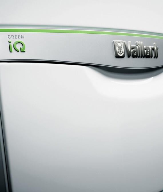 Caldera mural de condensación ecoTEC exclusive Vaillant