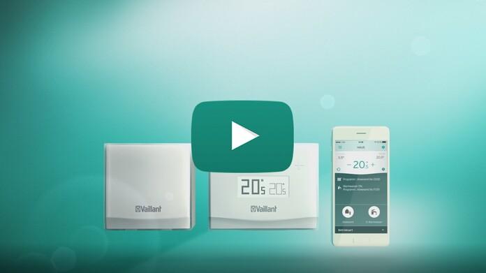 Instalación termostato vSMART Vaillant