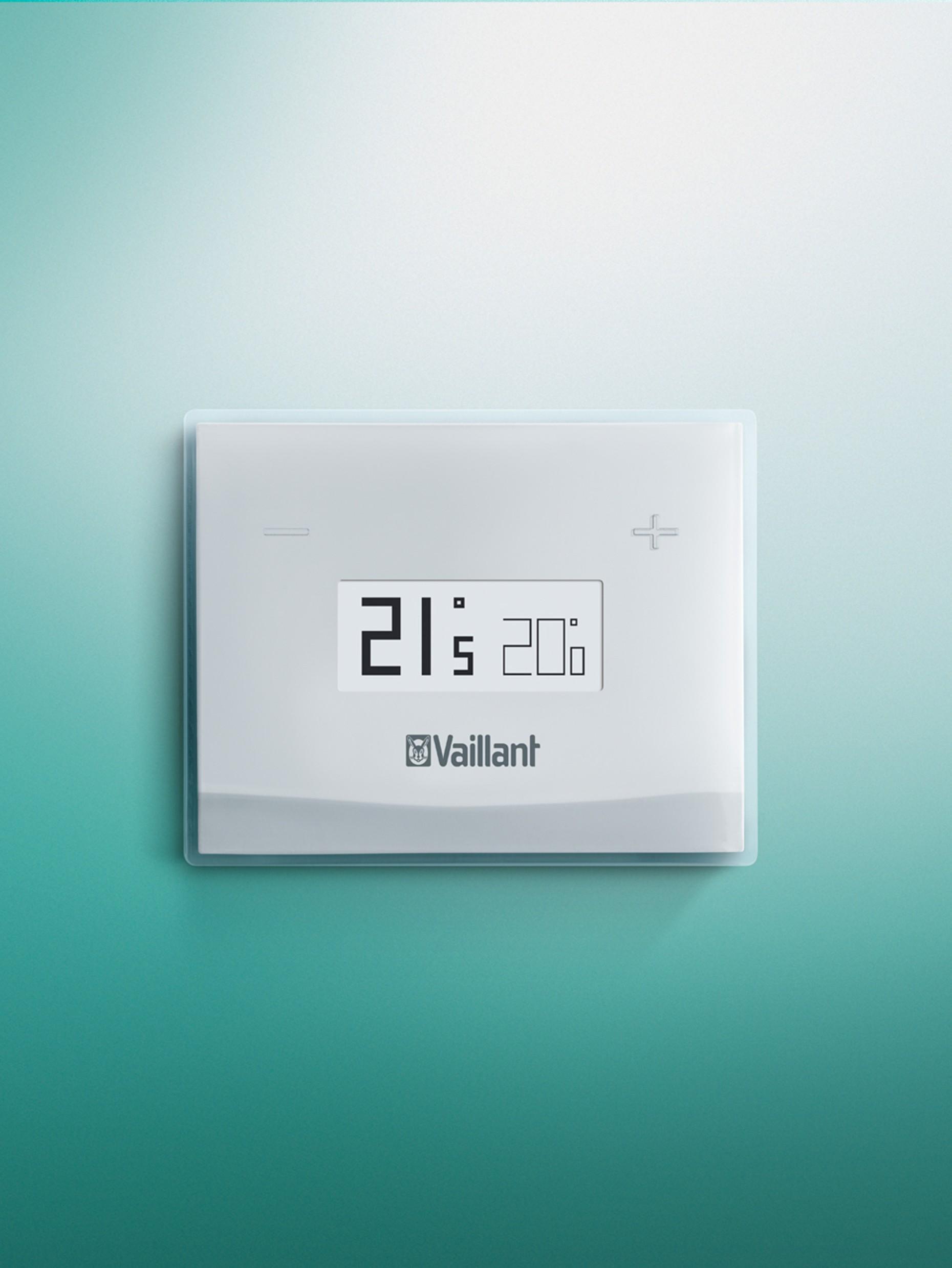 Vsmart Termostato Wifi Modulante Vaillant