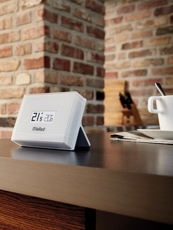 Termostato modulante WiFi vSMART