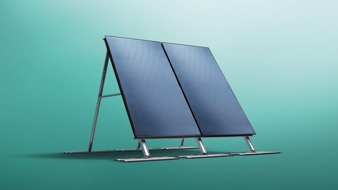 Energia solar Vaillant