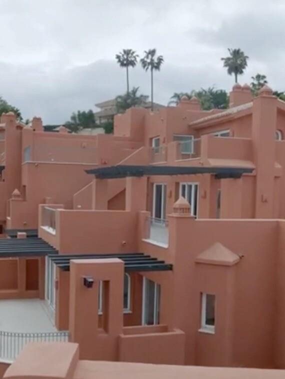 Urbanización de 44 viviendas en Marbella