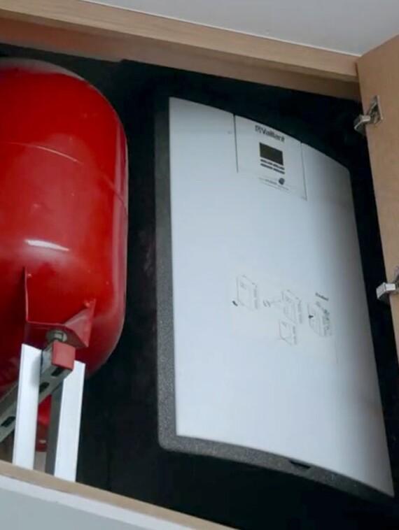 Módulo aguaFLOW en armario