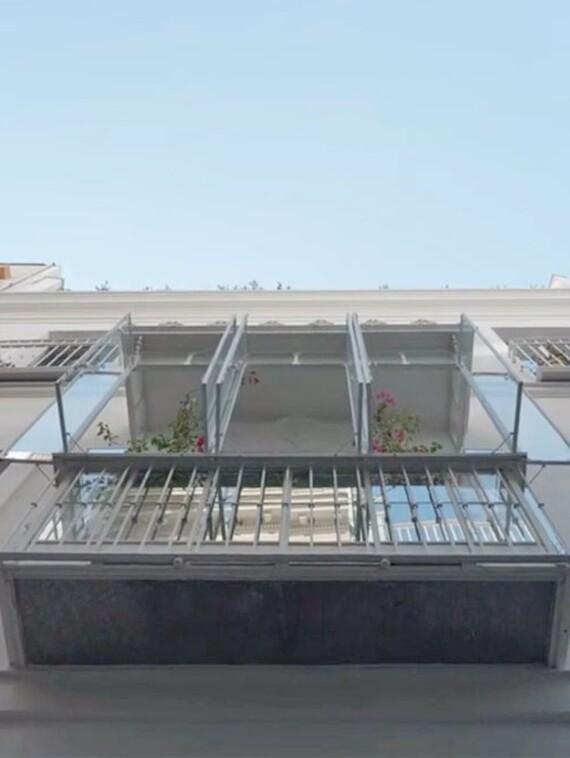 Exterior vivienda unifamiliar en latura en Sevilla