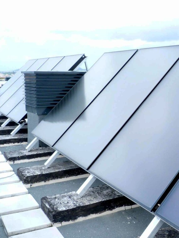 Captadores solares VFK 135 VD