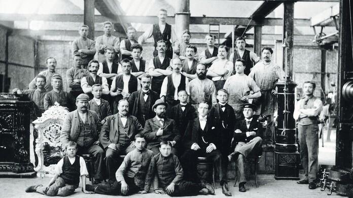 140 años Vaillant