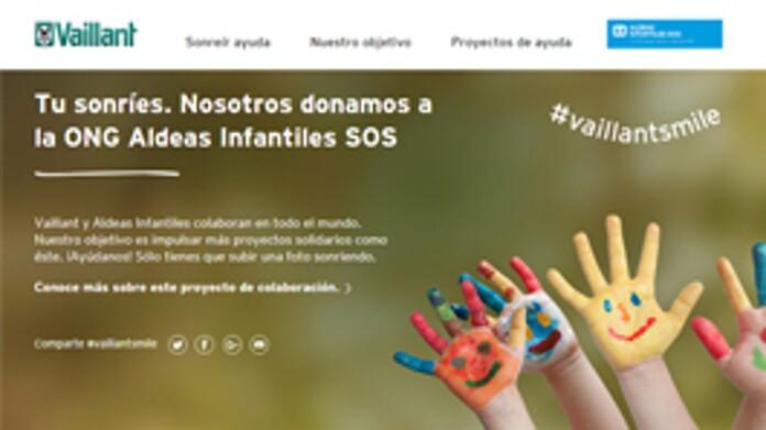 Colaboración con Aldeas Infantiles SOS