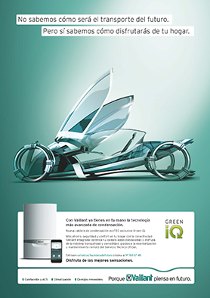 Campaña ecoTEC exclusive Vaillant