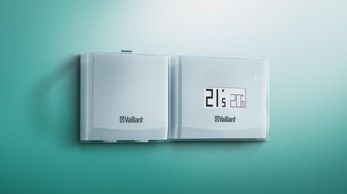 vSMART, termostato modulante inalámbrico con conectividad WIFI