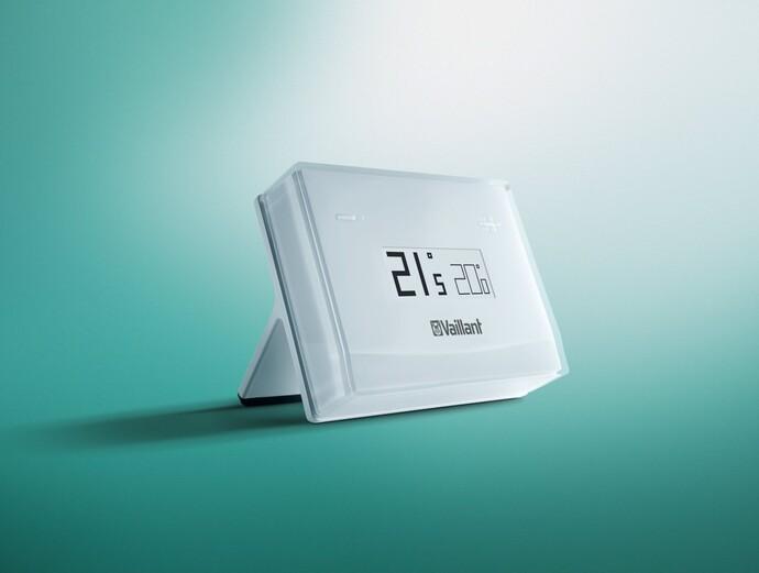vSmart, termostato modulante inalámbrico WIFI de Vaillant