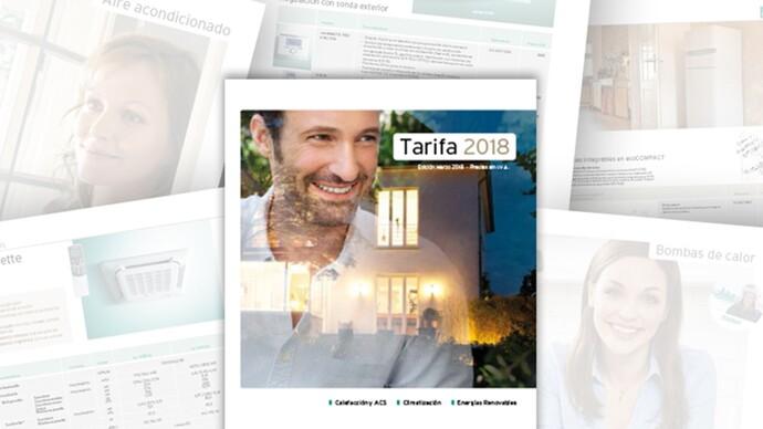 Tarifa 2018