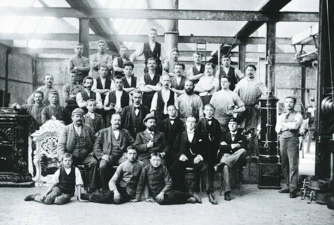 Johan Vaillant funda su compañía