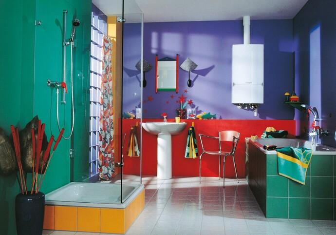 Vaillant fue pionera en el diseño de productos sostenibles con la primera caldera de pared HHV