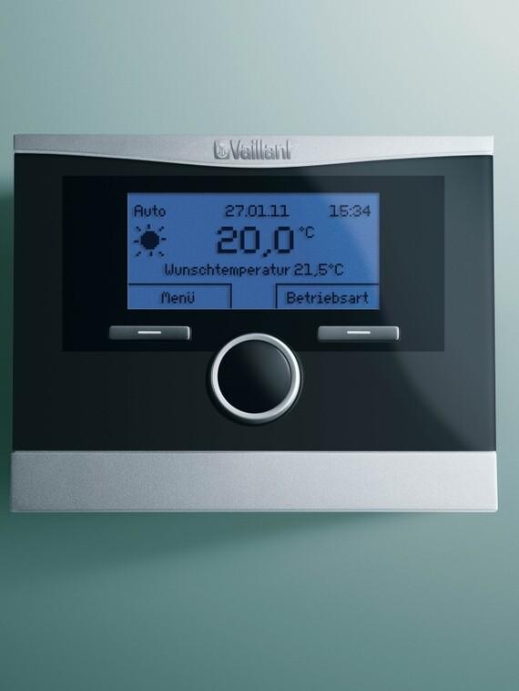 Termostato modulante calorMATIC 370f