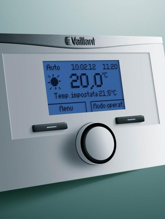 Regulador de sonda exterior calorMATIC 450 Vaillant