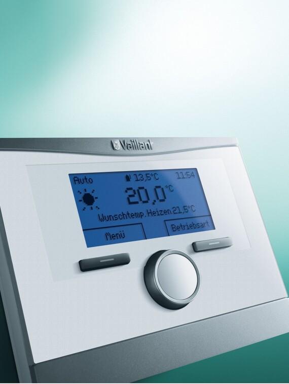 Termostato Modulante calorMATIC 350 Vaillant
