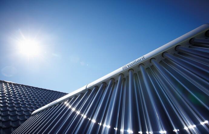 Captadores solares Vaillant